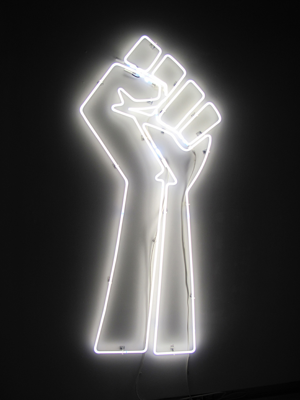 Black Power/White Light