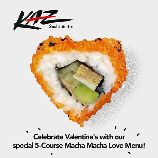 Celebrate love with our special 5-course Macha Macha Love menu! Book your place now, and enjoy a unique Valentine's Day with your significant other.