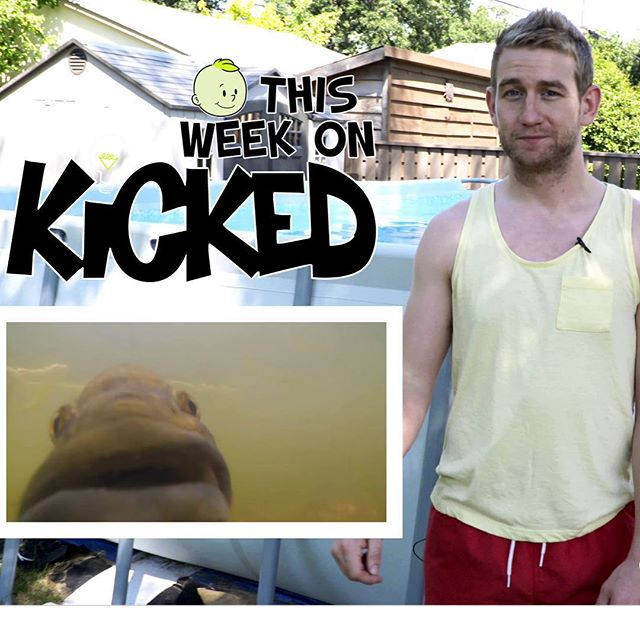 Coming up Wednesday, Patrick tries to build his own fish-cam.