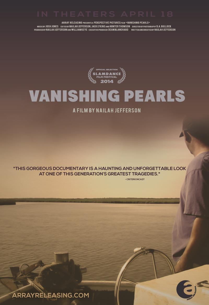 VANISHING PEARLS
