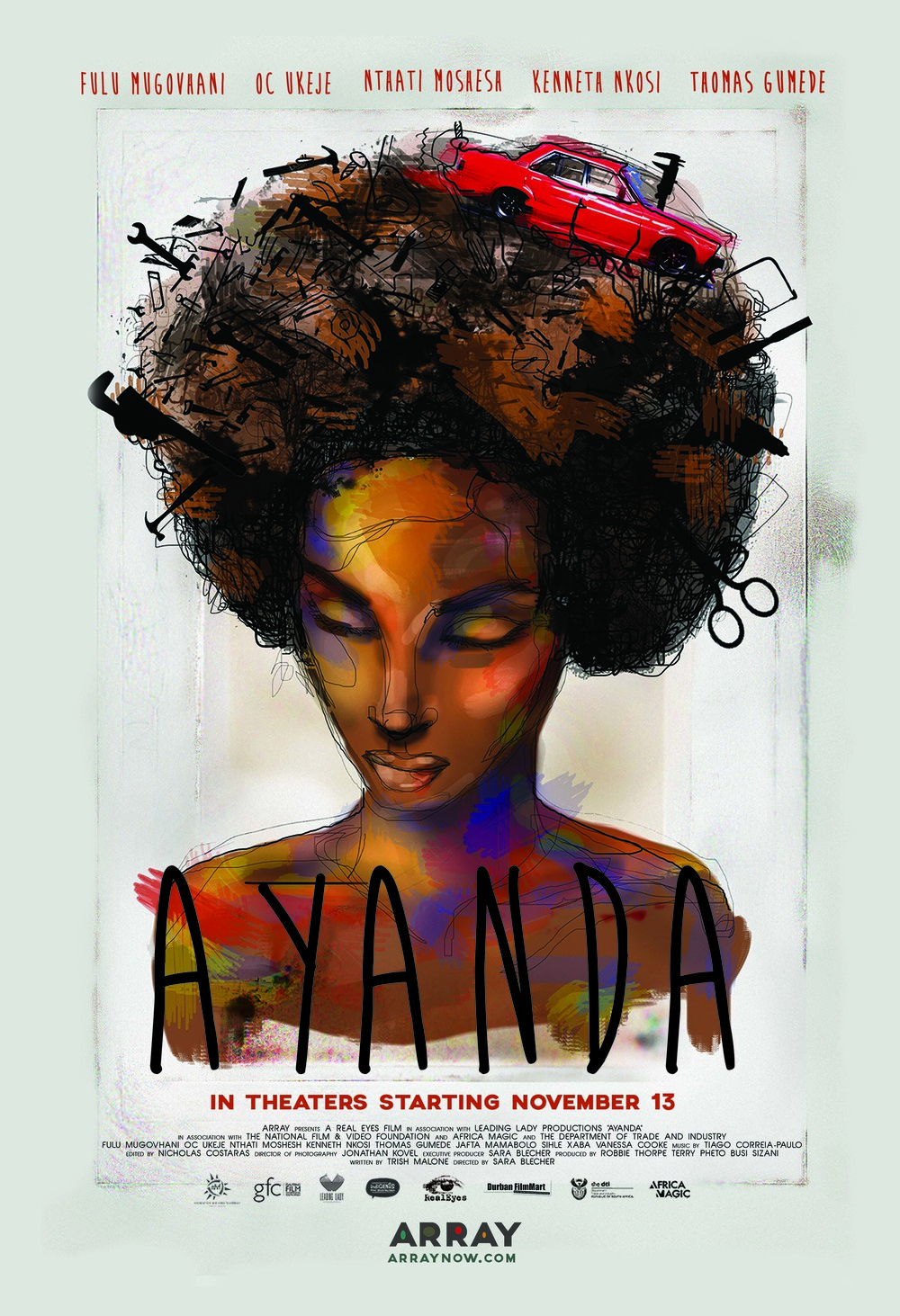 AYANDA [ARRAY Release!]