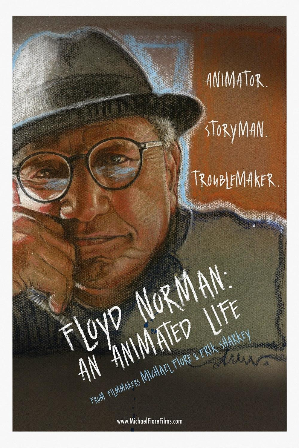FLOYD NORMAN: AN ANIMATED LIFE