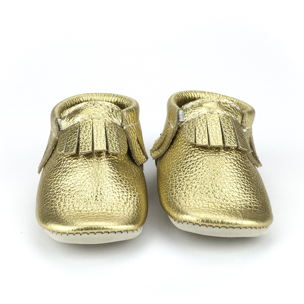 Queen Bee Mini Moc Moccasins