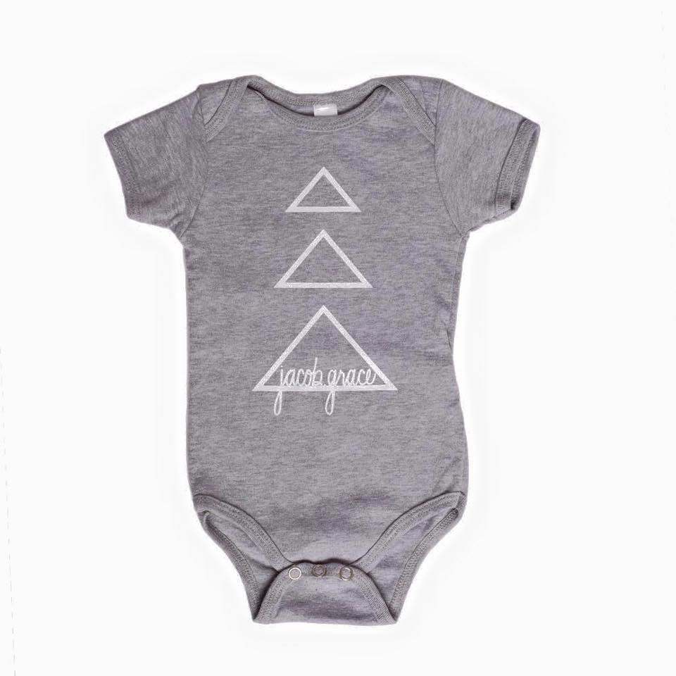 Jacob Grace Designs Triangle Body Suit