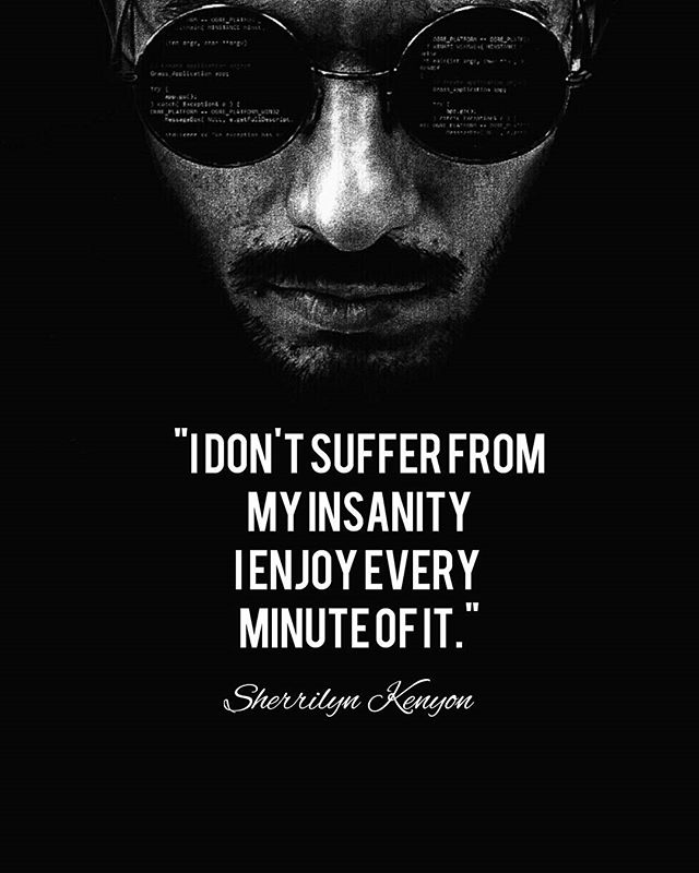 Pursuing a powerful life requires you to touch into insanity. Just make sure you enjoy it when it comes  #ascend #insanity #mindset #dedication #health #life #conciousness #quote #focus