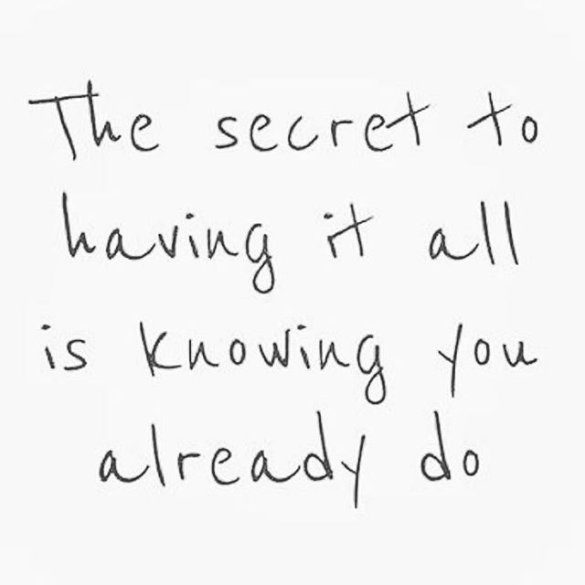 Then the secret after that is knowing, after you think you already have it all, you actually have nothing.. #truth #dropthemic  #leavestage #8milemoment