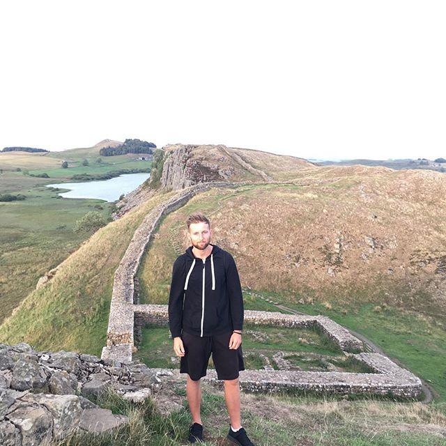 Hadrian wall ⚔️🔱