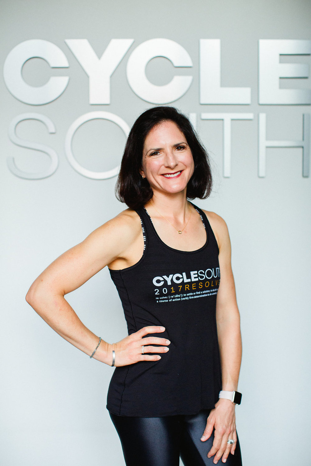 """Annie Dixon (   @annielenhartdixon   )   Senior Instructor   Mother of three + speech pathologist by day, and a killer spin instructor by night (and  early  mornings!) Meet Annie, one of the few born-and-raised in Charlotte, N.C. She loves herself a little 90's remix in any one of her playlists! This mom won't take it easy on you! Be prepared to work for every bit of this ride!   """"With the right music you either forget everything or you remember everything."""""""