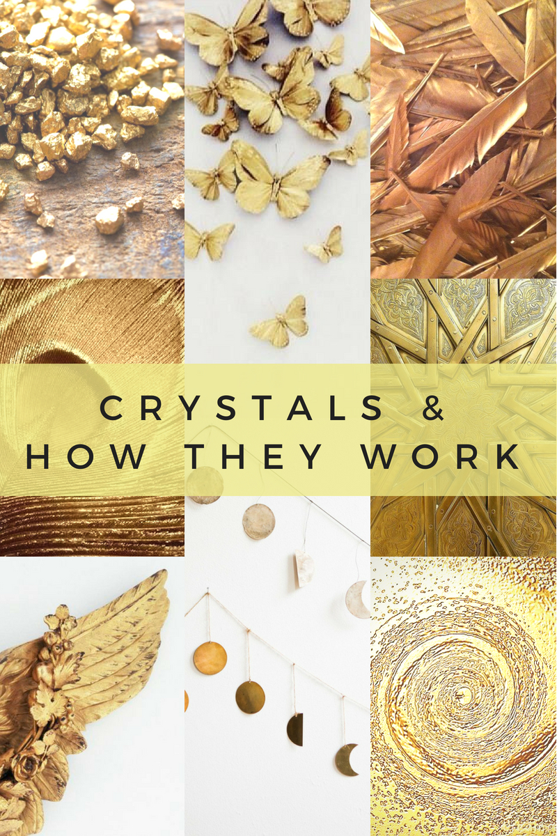Month 1: - Purpose: How crystals move energy through the emotional body to affect the physical and spiritual bodies, what the light body is, and the reciprocity of the vibrational bodies and how they are all interrelated. We'll explore the foundational basics of crystal healing: elemental energies, sacred geometry, and WHY we use crystals. You'll learn how to talk about crystals in a way that makes sense, clearly, so you can feel confident talking about how they work.Discussion: Crystal Healing basics, how to use crystals, vibrational healing, foundation for mixing soul/spiritual growth within the Human realm, chakrasWhat We're Rocking: Lemurian Quartz and Labradorite