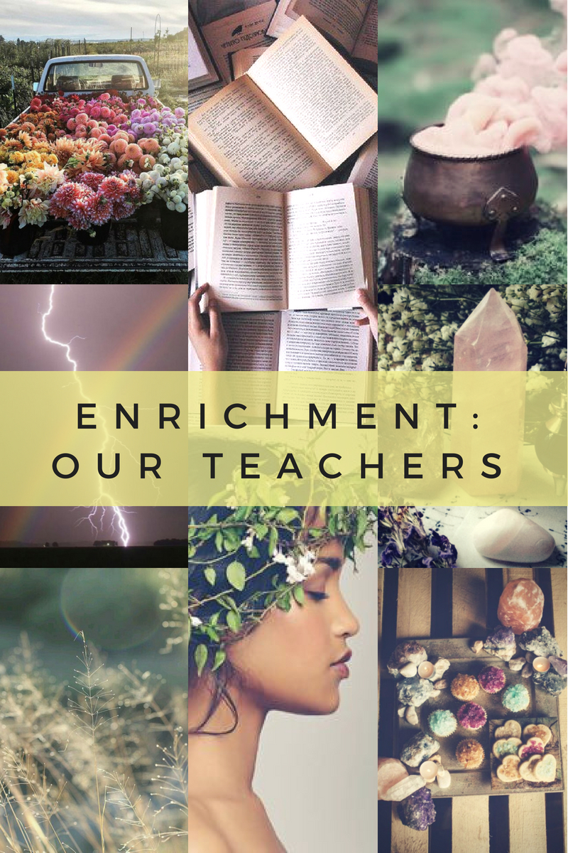 Month 4: - Enrichment: Diving into Soul and the Connection with ArchetypesPurpose: What if your senses were more readily accessible? What if you could learn how to discern and translate what you are feeling? Through emotional intelligence and empathy, we'll be exploring the archetypal energies and how to tap into God/Goddesses and Ascended Masters to align and integrate your Soulful experience in a more authentic and grounded way. If you could talk to these entities (which you will learn how this month!), what would you like to learn from them? How do they interact with you? What is their purpose in your life?Discussion: Ascended Masters and Archetypes, Chohans/Rays of Consciousness, Integration, Soul Groups, Karmic patterns and AncestralWhat We're Rocking: Rainbow Moonstone, Selenite, or Amethyst