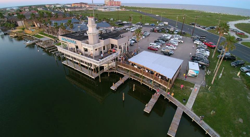 Boathouse Padre Island