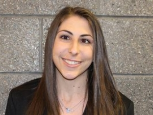Lauren Pomerantz '18 Mentoring Chair