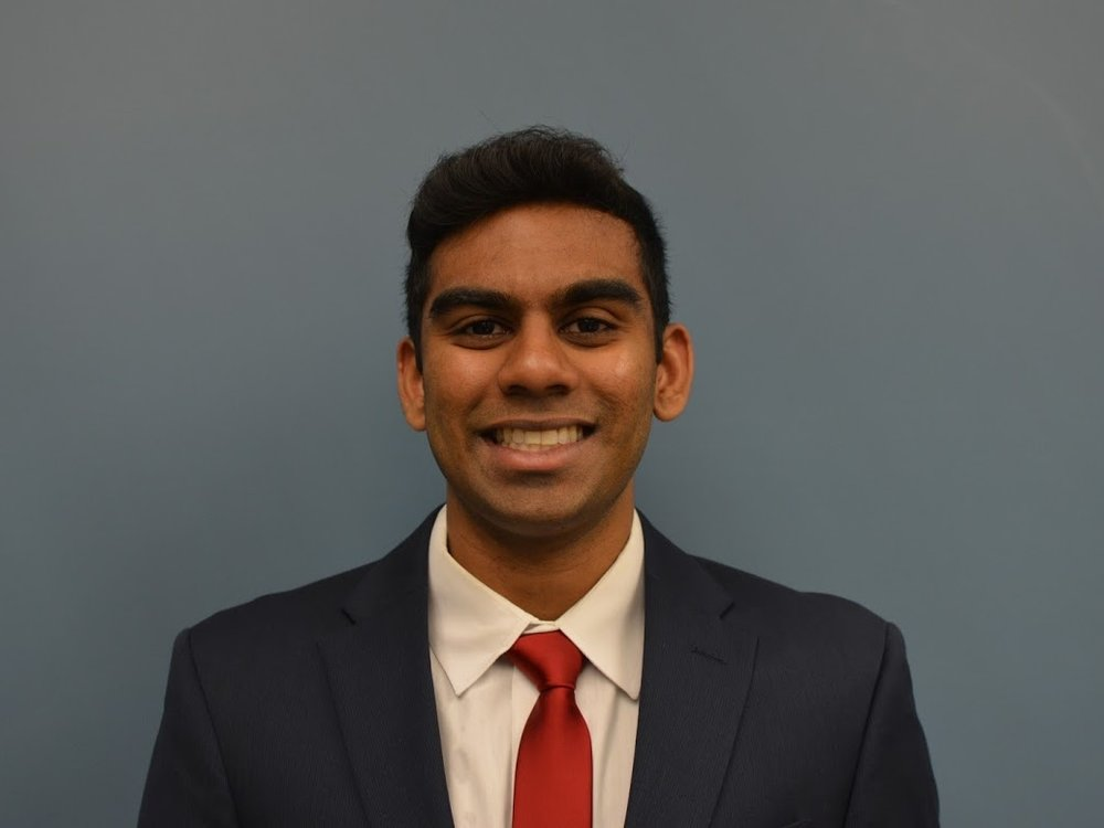 Varun Ennamuri '19 Conference Committee