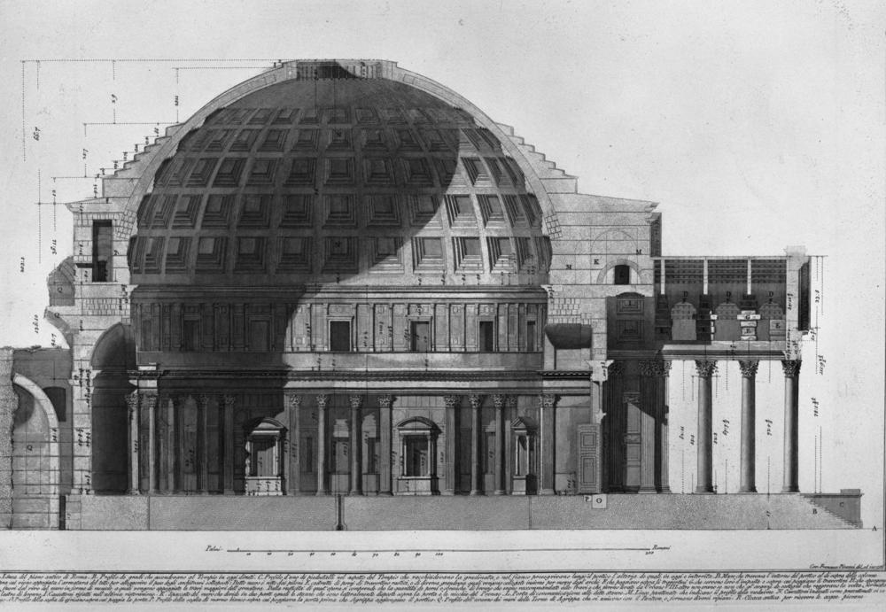 Piranesi Study of the Pantheon Rome .jpg