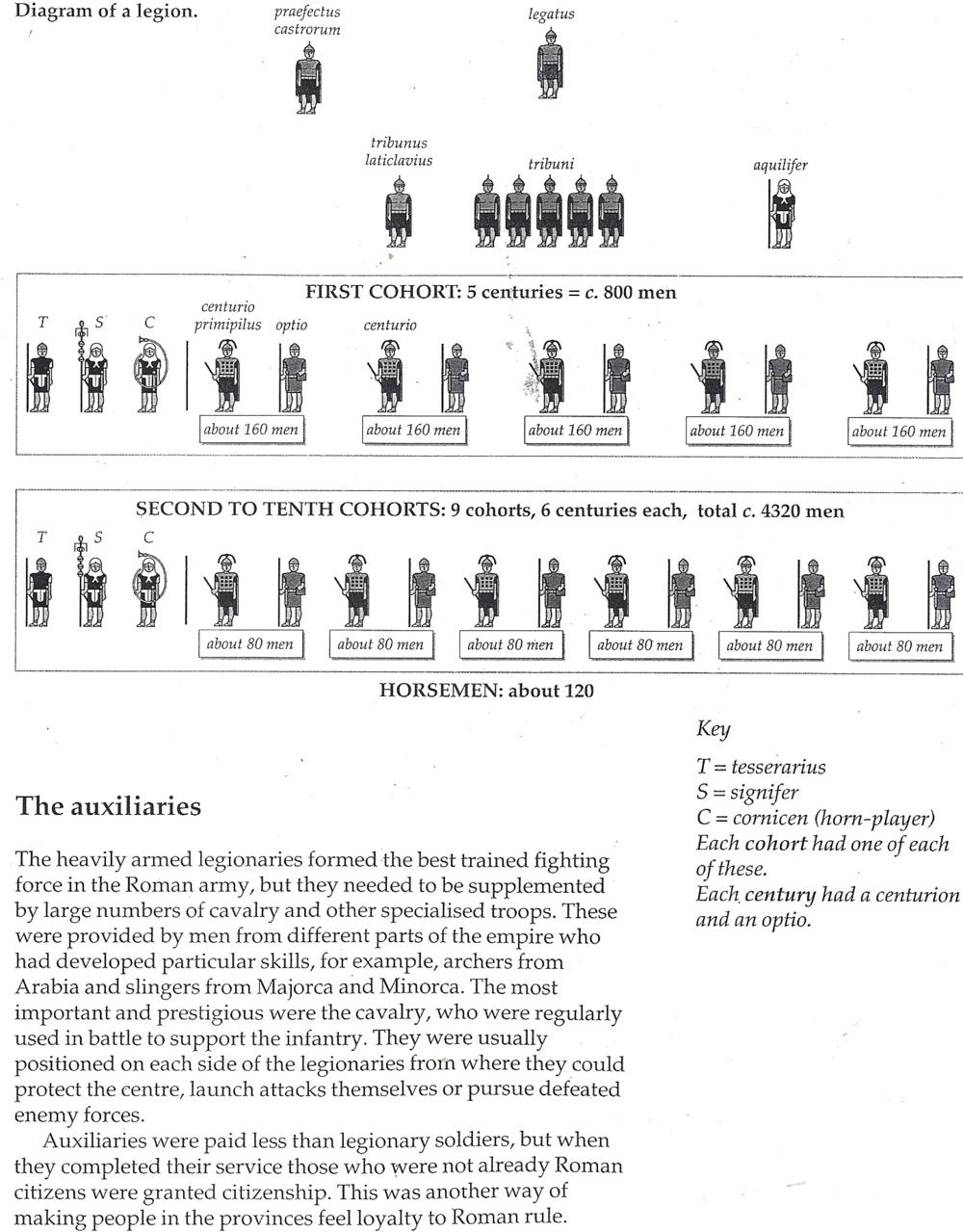 Roman Legion Organization Latin AP 2015-6.png
