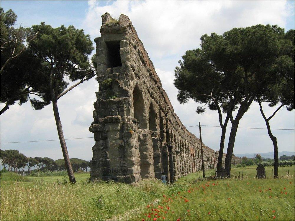 roman aquaduct rome south .jpg