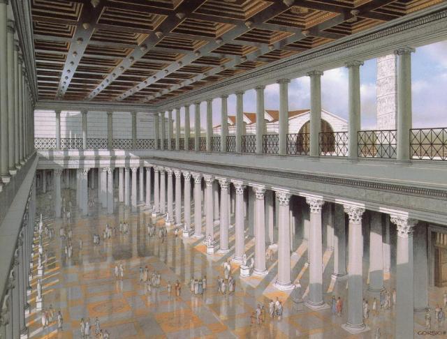 forum of trajan basilica ulpia.jpg