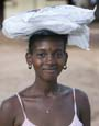 Imagine No Malaria campaign in Bo, Sierra Leone. Photo by Mike DuBose.
