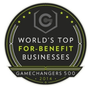 GameChangers500 logo
