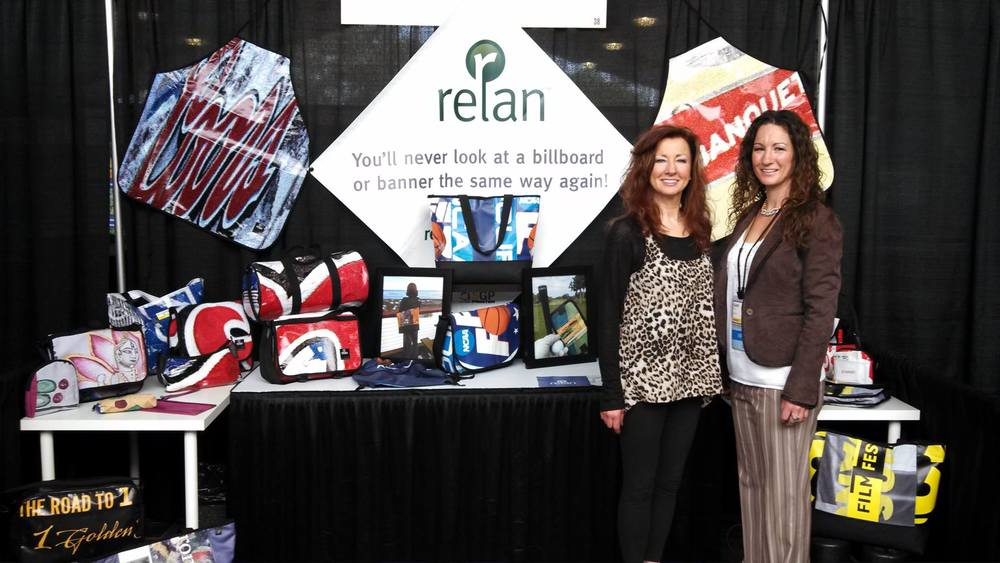 Relan at the Green Sports Alliance Summit 2015