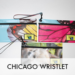 Chicago Wristlet