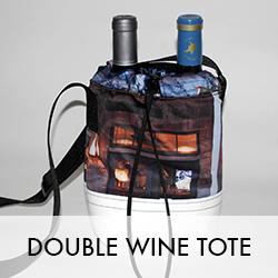 Double Wine Tote