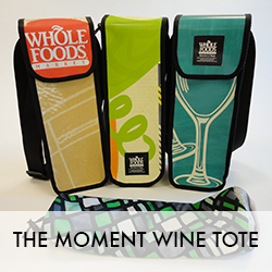 The Moment Wine Tote
