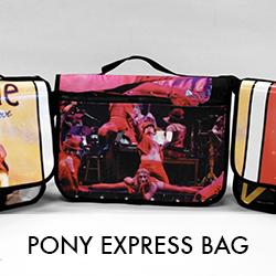 Pony Express Messenger Bag