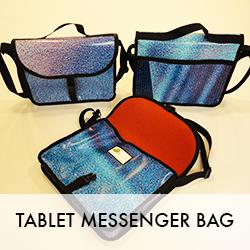 Tablet Messenger Bag