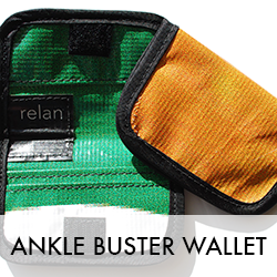 Ankle Buster Wallet