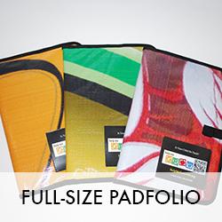 Full-Size Padfolio