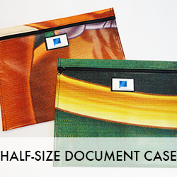 Half-Size Document Case