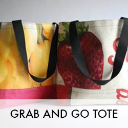 Grab and Go Tote