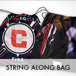 String Along Drawstring Backpack