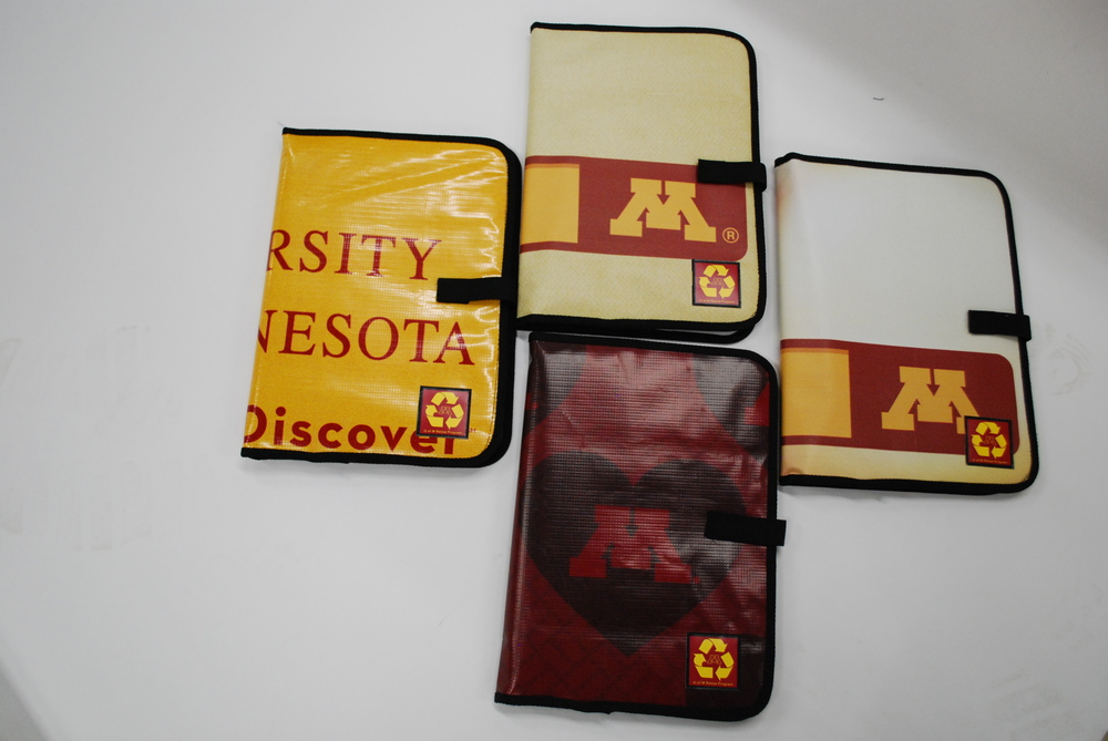 University of Minnesota padfolio