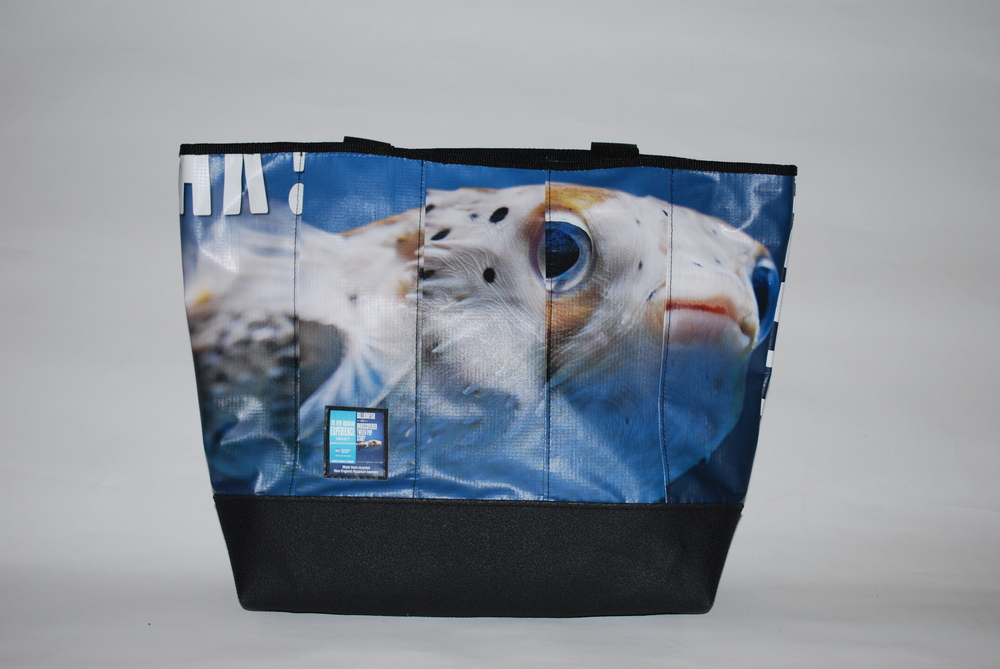 New England Aquarium Tote Bags