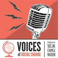 Social Change Nation Podcast with Kari Brizius, Part I