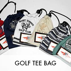 Golf Tee Bag
