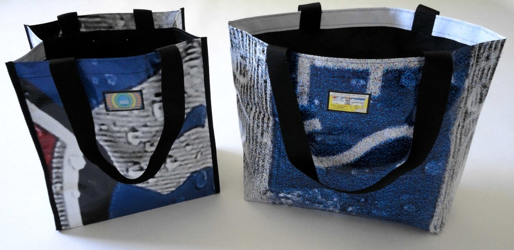 Sustainable Life Media Totes