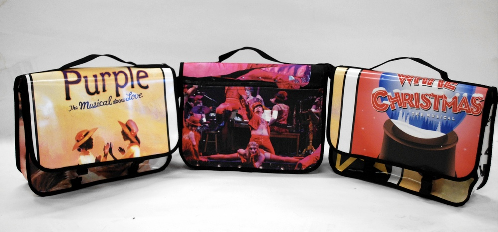Theater Under the Stars Messenger Bags