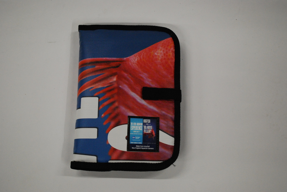 New England Aquarium Padfolio