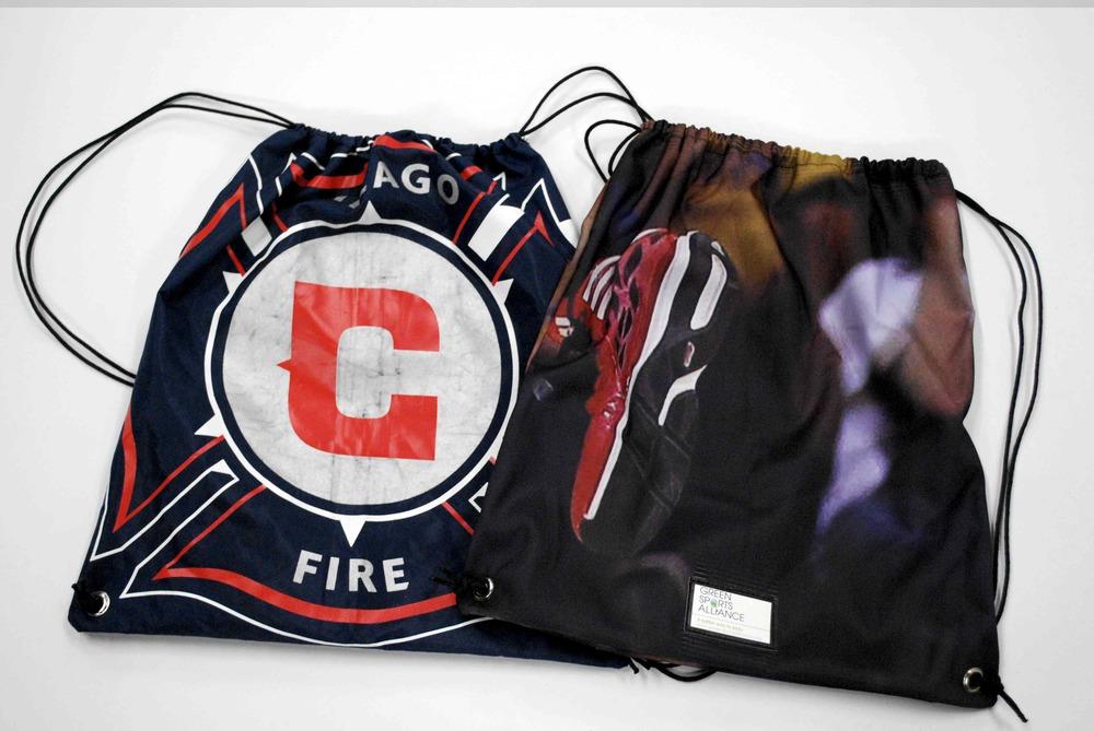 GSA String Backpack 2015 Toyota Park
