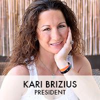Kari Brizius, President