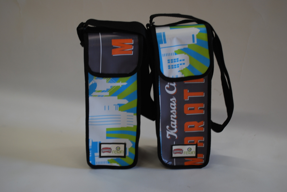 Kansas City Marathon Wine Totes