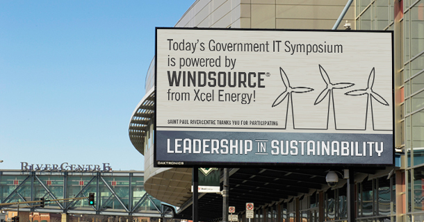 Xcel Energy Windsource for Events