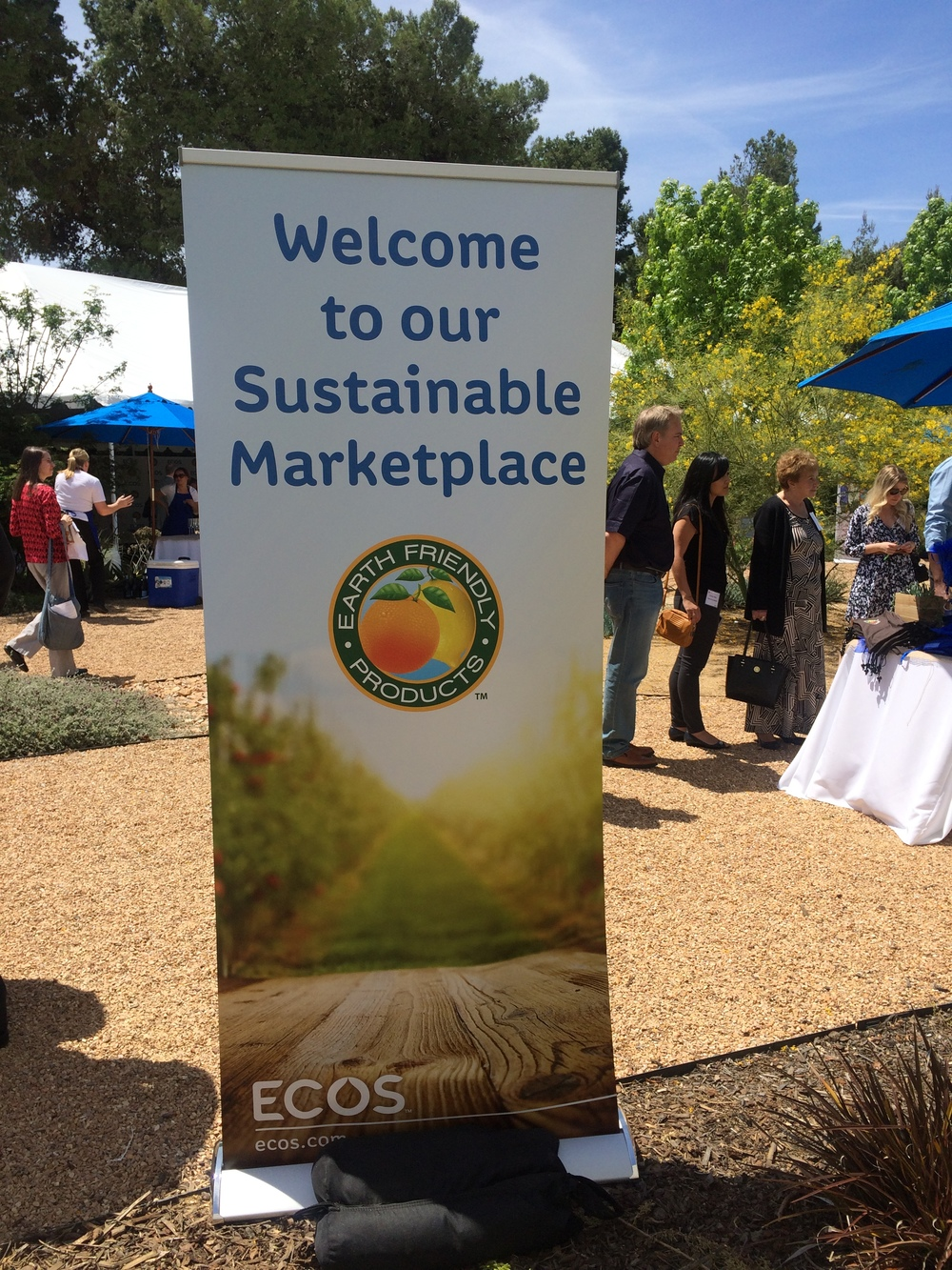 ECOS Cypress grand opening