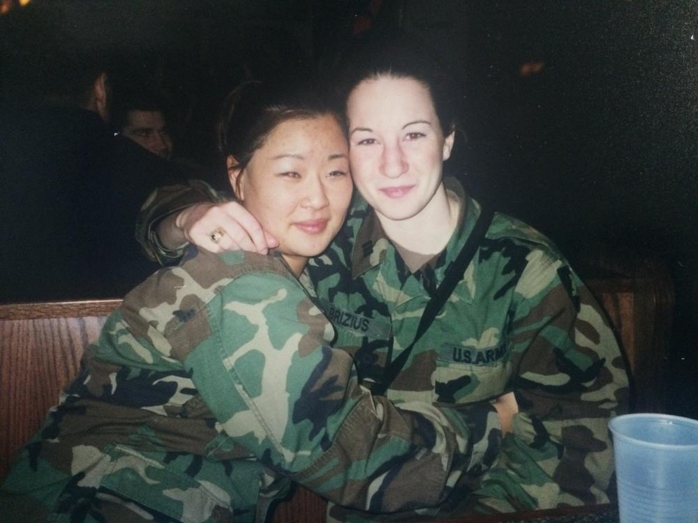 Kari and E Army.jpg