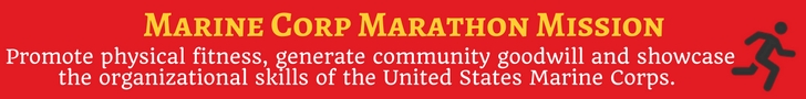 Marine Corp Marathon Mission