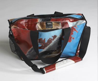 Relan Atlas Travel Bag