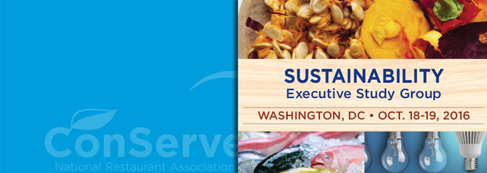 Sustainability Executive Study Group